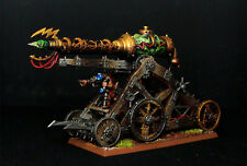 WARHAMMER AGE OF SIGMAR SKAVEN WARP LIGHTNING CANNON PAINTED