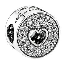 Authentic Pandora Charm Anniversary Celebration 791977CZ