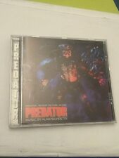 Predator soundtrack (1st ever pressed CD of this awesome soundtrack - MÉGA RARE