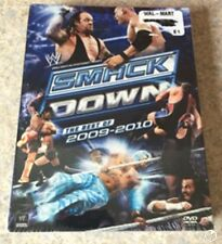 WWE Best Of Smackdown 10th Anniversary 1999-2009.  BRAND NEW