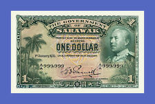SARAWAK - 1 Dollar - 1 Satu 1935s - Reproductions - See description!!!