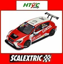 SCALEXTRIC SEAT LEON #24 TCR 2015 PEPE ORIOLA LUKOIL SCX A10223S300