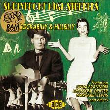 Shreveport High Steppers: RAM Rockabilly & Hillbilly (CDCHD 818)