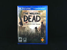 The Walking Dead + Special Episode 400 Days (PS Vita)
