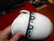 Antique Wedgewood Large Creamer or Small Pitcher cobalt Blue (1878-1900)