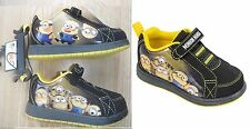 Toddler Boy's Despicable Me Athletic Shoes Size:8