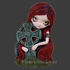 STRANGELY LONELY Gothic Strangeling Figurine By Jasmine Becket-Griffith (14.5cm)