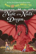 Night of the Ninth Dragon (Magic Tree House) July 26, 2016 by Mary Pope Osborne