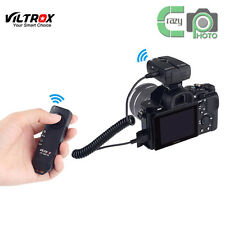 for Nikon D810/D700 Fuji Wireless Shutter Release Remote Control Viltrox JY-120