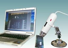 DIGITAL MICROSCOPE USB PC EYEPIECE OCULAR CAMERA HANDY CAM 2.0 MP   MCD