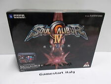 SOUL CALIBUR IV ARCADE STICK (SONY PS3) NUOVO NEW