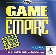 Game Empire  (PC, 1996) Over 250 Games