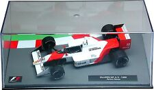 AYRTON SENNA MCLAREN F1 1988 1:43 Car Model Formula One Miniature Diecast Metal
