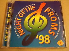 CD / NIGHT OF THE PROMS '98