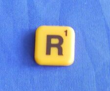 Words With Friends Single Magnet R Tile Replacement Game Parts Pieces Craft
