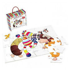 Stripy Horse 24 Piece Floor Puzzle
