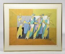 Jacques VILLON, Original Lithograph, Signed Numbered Framed