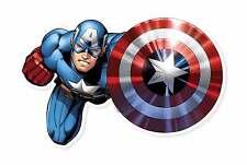 Scudo Captain America Colpisci 3D Effetto Ufficiale Marvel Sagoma Di Cartone