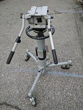 Vinten Vision 20 Fluid Head with Midi Ped Tripod Dolly