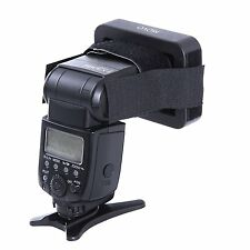 """Movo SG16 1/6"""" Honeycomb Quick Grid Camera Flash Accessory for Lighting Effects"""