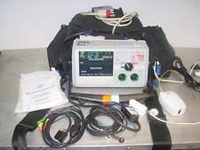 Zoll E BiPhasic Series 12 Lead pacing SpO2 CO2 AED w LoFlo EtCO2 & battery   879