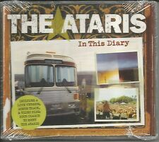 THE ATARIS In this Diary LIVE & UNRELEASED  & VIDEO TRX CD Single SEALED 2003