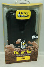 Otterbox Defender Series Case & Holster Belt Clip for LG V10 - Black