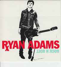 Ryan Adams Rock N Roll RARE promo sticker