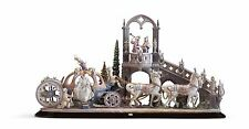 LLADRO LIMITED EDITION  HUGE 01001785  CINDERELLA'S ARRIVAL  1785 NEW IN A BOX