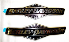 Wholesale Harley Metal Willie G Fuel Gas Tank  Emblems Emblem Set Badges