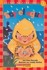 Hello Reader Ser.: Soy el Agua by Jean Marzollo (1999, Paperback)