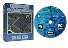 Electronics & Electrical Engineering Training Course on CD ROM Disk For PC