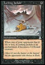*MRM* ENG 2x Chacals Sournois (Phyrexian Negator) MTG Urza's Destiny
