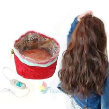 Electric Hair Thermal Treatment Beauty Steamer SPA Nourishing Hair Care Cap #A