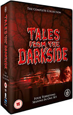 DVD:TALES FROM THE DARK SIDE COMPLETE - NEW Region 2 UK