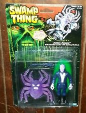 Swamp Thing ANTON ARCANE Evil Scientist Leader w/Spidery BioMask Action Figure!