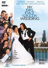 MY BIG FAT GREEK WEDDING (DVD Movie) Region: 4 PAL