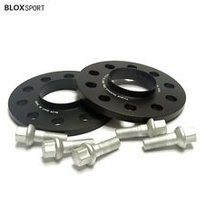 2X 10mm + 2X 15mm VW 5x100 5x112 Wheel Spacers for Golf R GTI MK5 MKV MK6 MK7