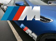 BMW ///M Power Body Panel sticker decals - Set of 2 stickers L/R