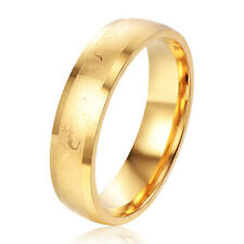 Mens Yellow Gold Plated Rings Jewelry lizard Rings Size 12.5 Width 6mm