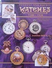 VINTAGE WATCH MEMORABILIA VALUE GUIDE COLLECTOR'S BOOK PENDANT 1500 -1950