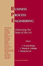Business Process Engineering : Advancing the State of the Art (2012, Paperback)