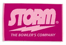 Storm Pink Breast Cancer Bowling Ball Towel