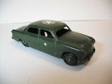 Vintage Meccano Ltd. Dinky Military Toy #170 Ford Staff Car 1950's RESTORED!