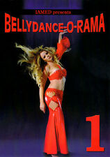 Belly Dance-O-Rama 1 DVD Belly Dancing Show Video