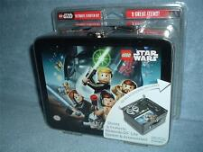 LUNCHBOX Ultimate Starter Kit STAR WARS Lego Nintendo DS Lite Maul Vader metal