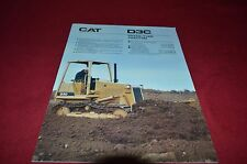 Caterpillar D3B Crawler Dozer Dealer's Brochure DCPA4 ver3