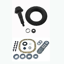 "Ford Racing 8.8"" Rear End 3.55 Ratio Ring & Pinion Gears with Installation Kit"