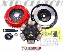 XTD STAGE 3 CLUTCH & 9LBS CHROME MOLY FLYWHEEL KIT 94-01 INTEGRA ALL