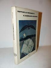 Romanzo Narrativa Fuga - R. Brignetti: Il Gabbiano Azzurro 1967 Einaudi
